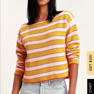 Lulu's Striped Sweater